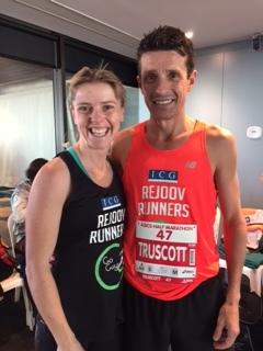 Eleanor Goldrick pb 86.29 - Chris' online runner