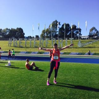 Emma Trehy debut half on cloud 9 - Nike women half marathon Sydney looking forward to Queenstown half marathon
