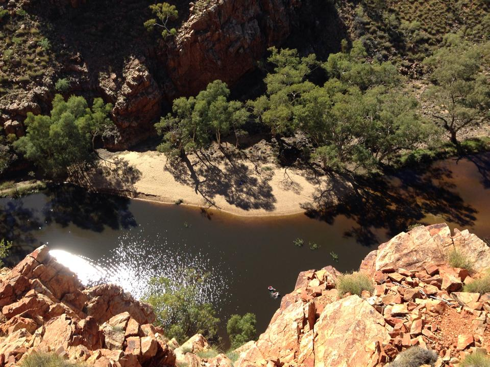 ORMISTON GORGE - STUNNING WALKS & SWIMS - WESTERN MACDONNELL RANGES