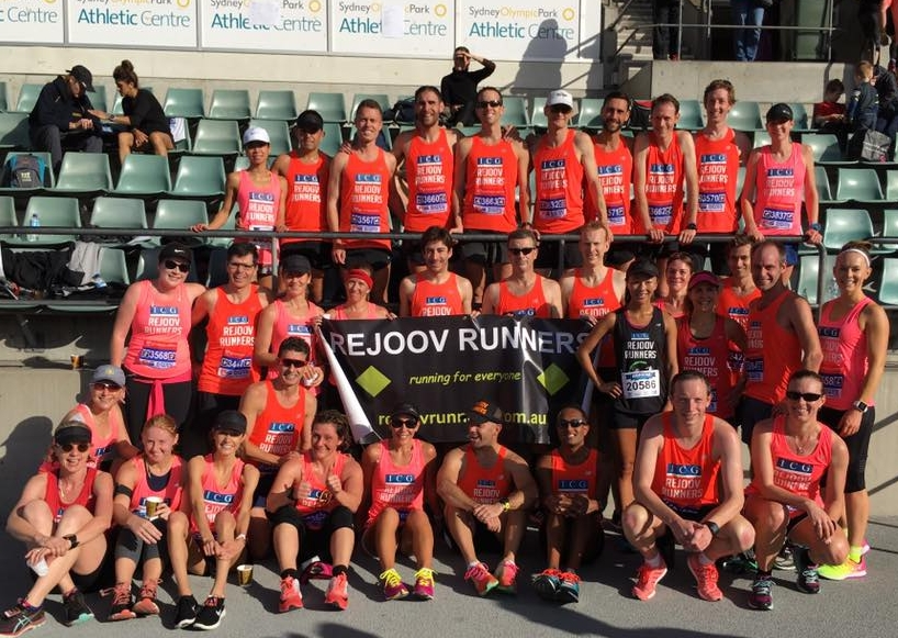 Sensational,BRIGHT pic, WE NEED OUR sunglasses!Sorry for a few who missed the pic. Way to go team!Rejoov Runners TEAM results:1st and 2nd in the men's 35-44 teams and 1st and 3rd in the women's 35-44 teams.
