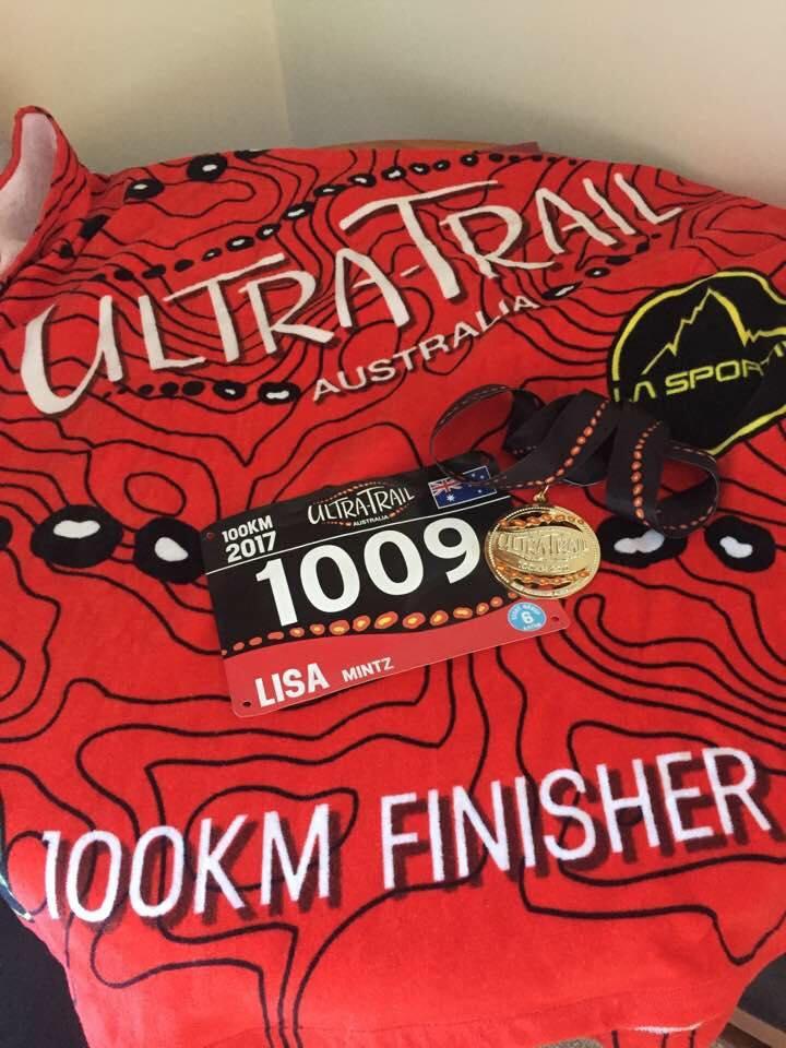 sensational 100k under wraps lisa mintz you are one tough & determined lady!!