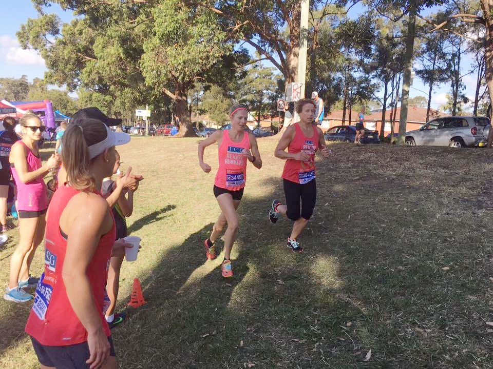 Erika Jordan at the answ miranda relay xc champs 2017
