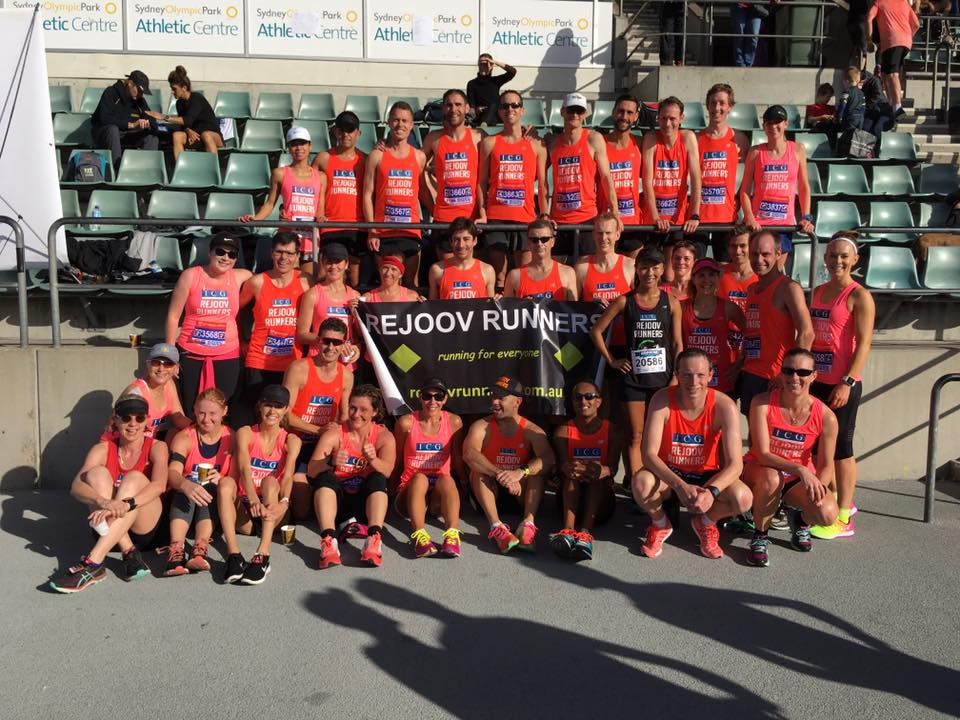 Sydney 10k road ANSW / Run NSW event 6th May 2017