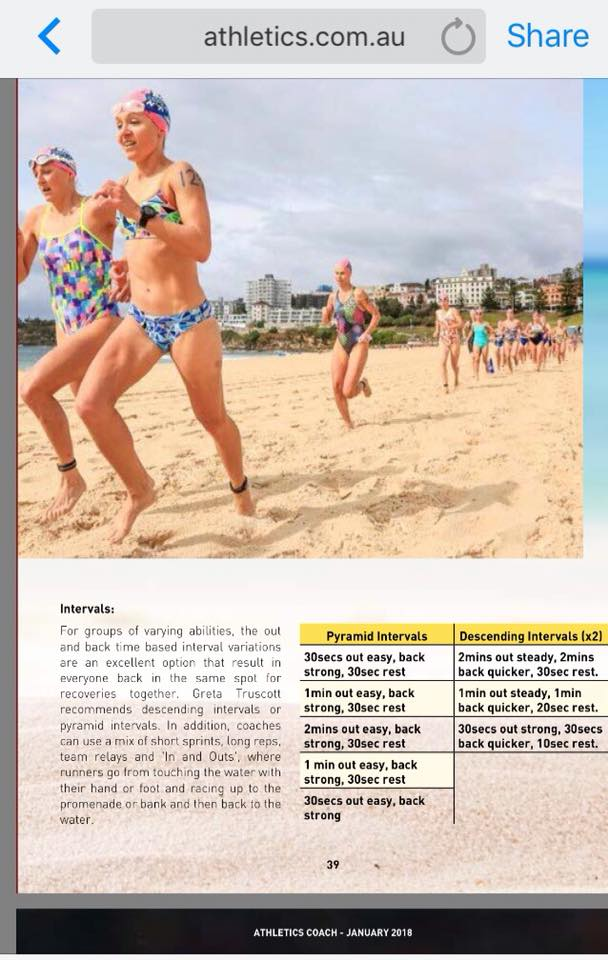 Soft sand athletics Aus article with G.jpg