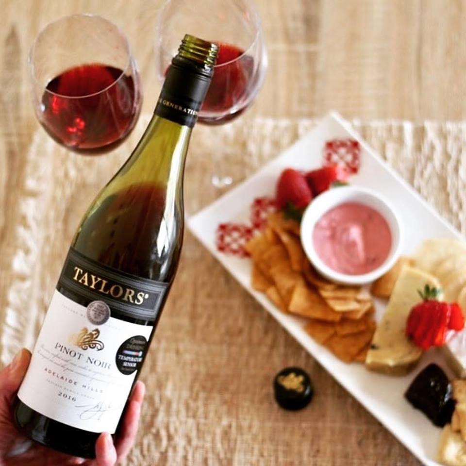 Fine wine & delicious local produce