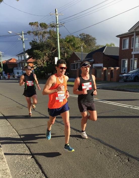 Chris' 32nd c2s 48.01 20th time under 50mins