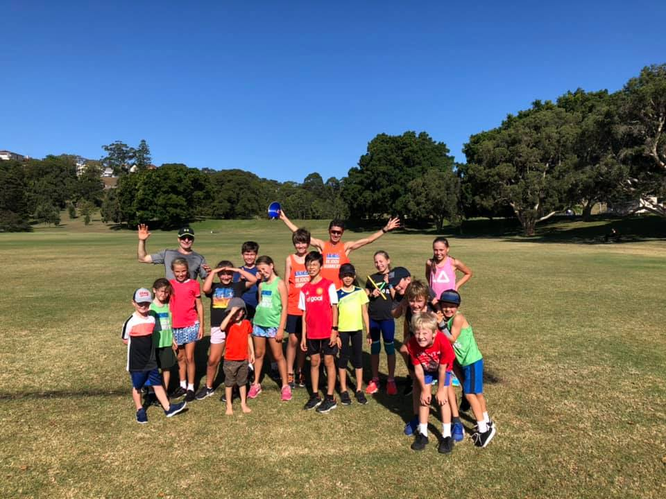 Ben Feld and Chris truscott coaching qp kids, our rejoov juniors February 2019
