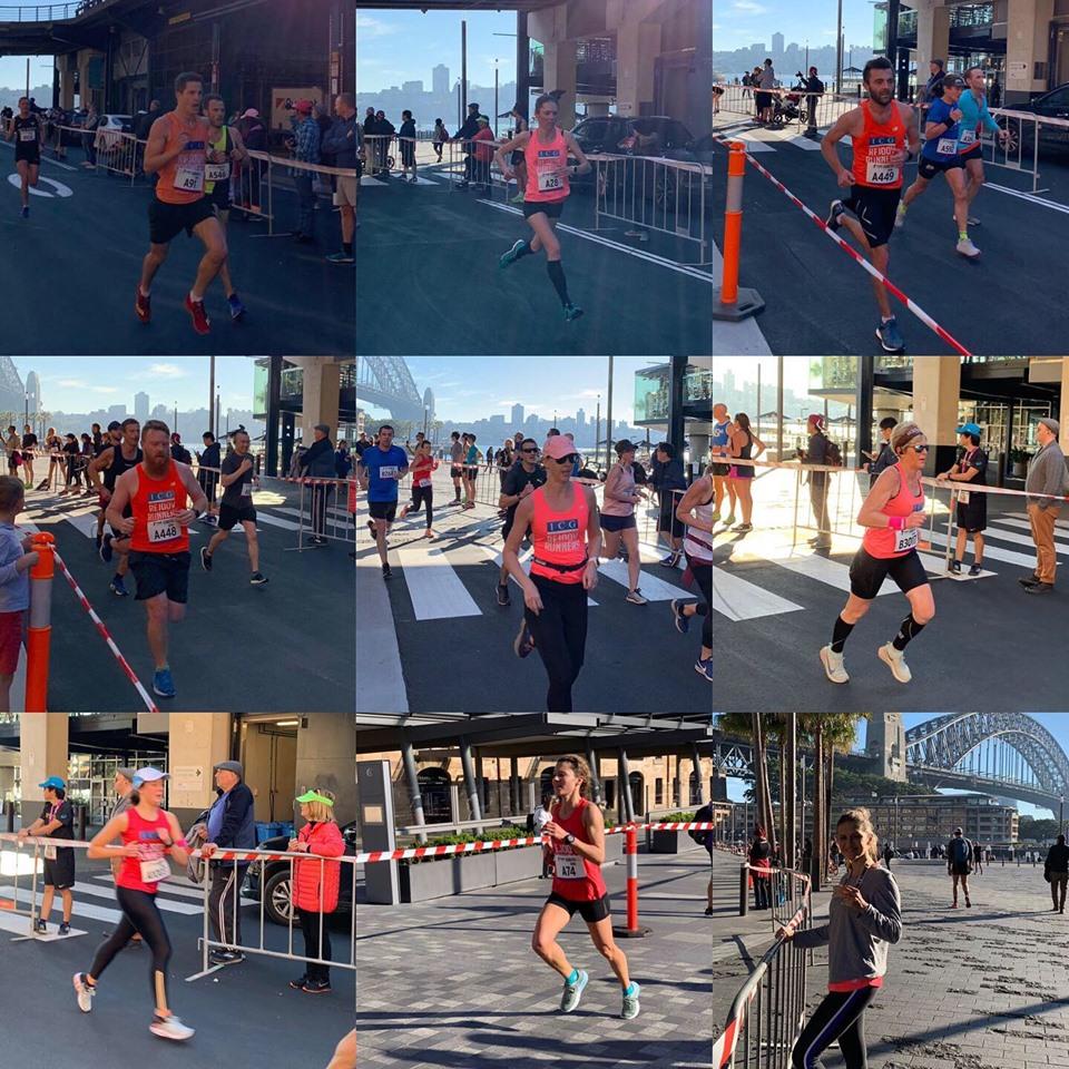 sydney harbour 10k 2019 action shots