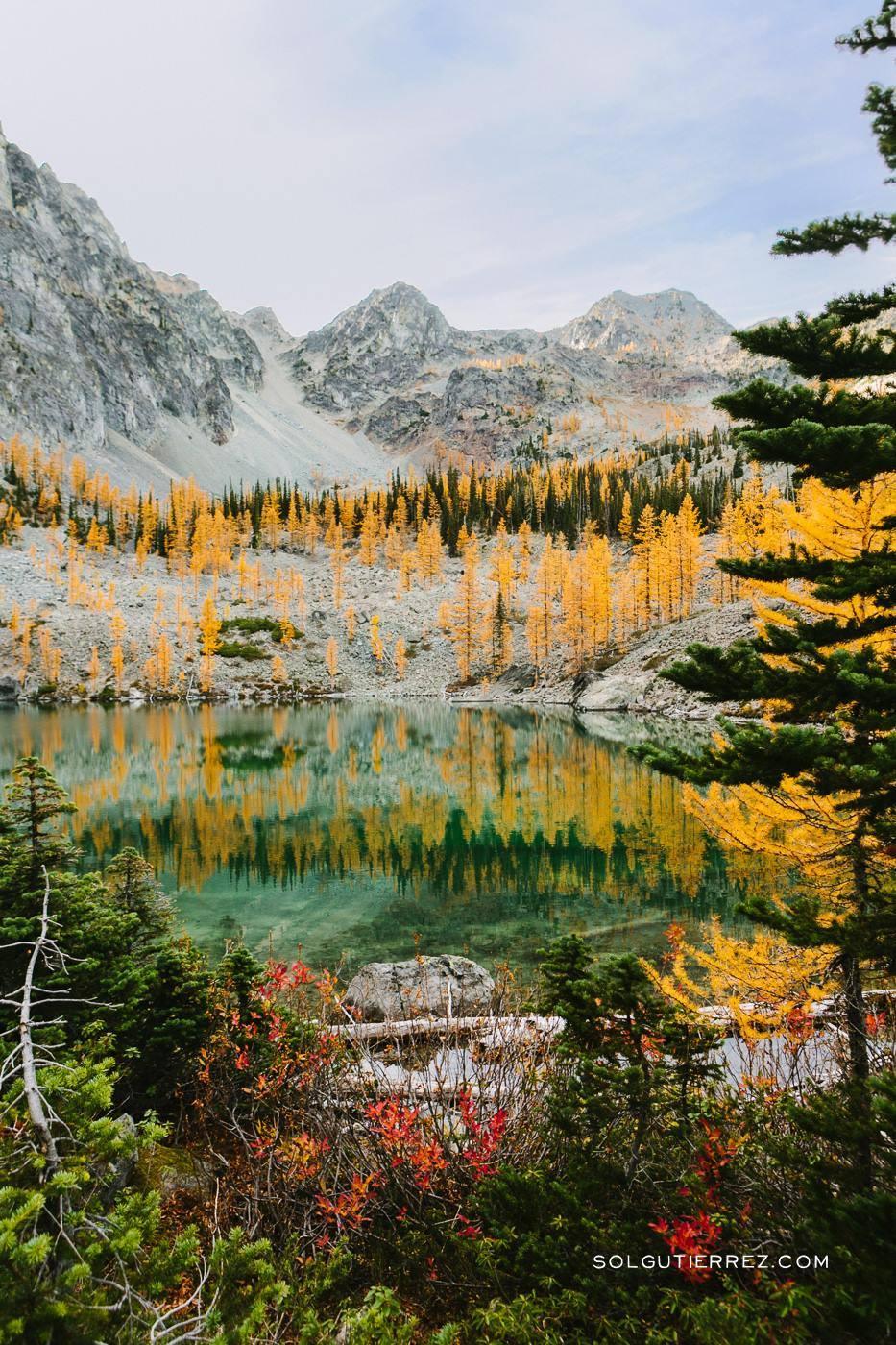 Copper Glance Lake