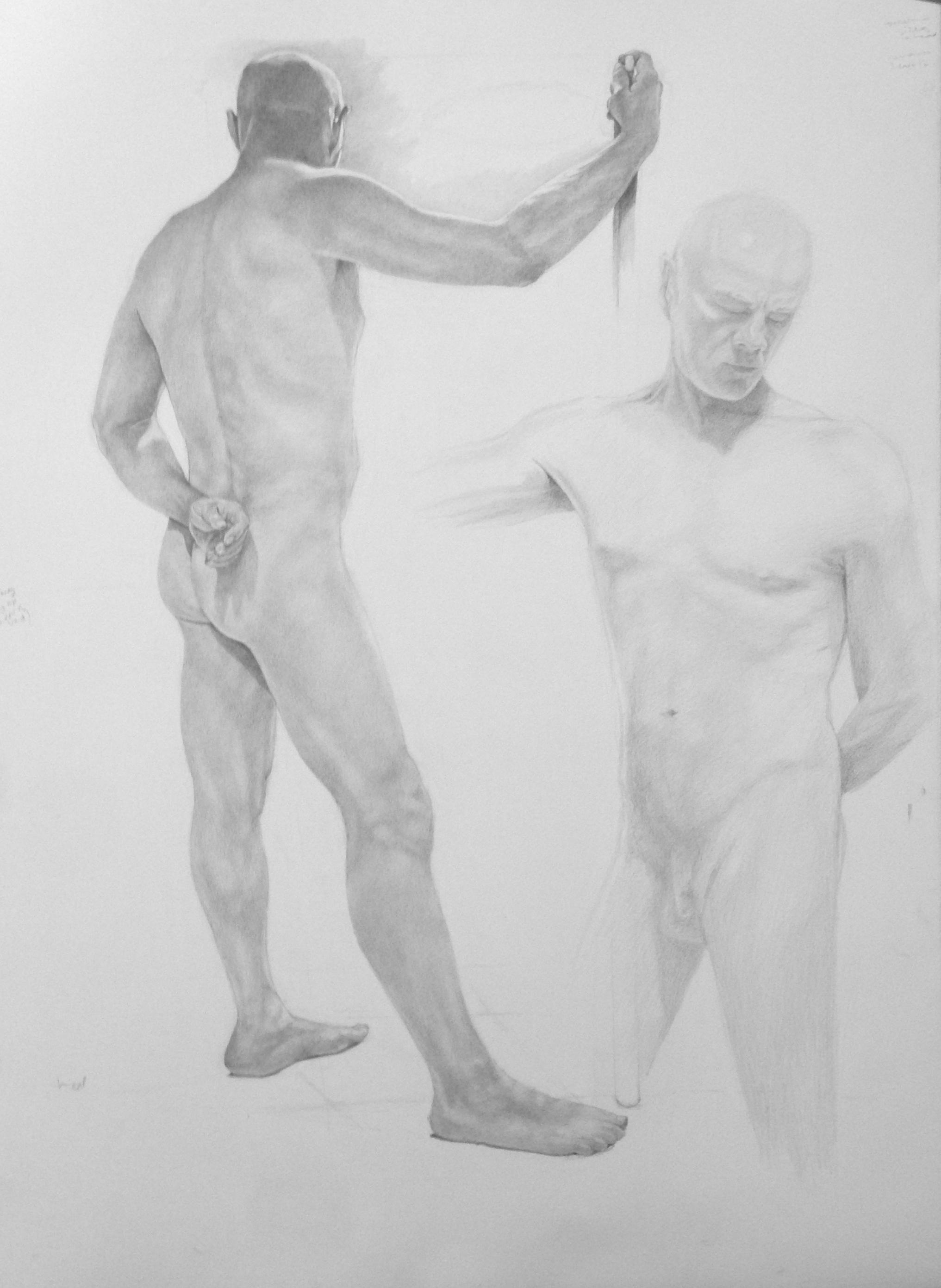 Drawings — Julie Douglas