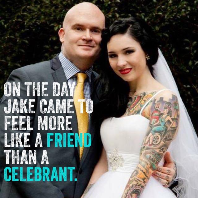 tamborine wedding celebrant
