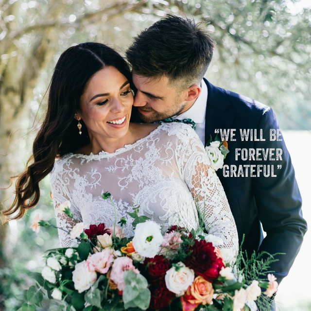 Summergrove wedding celebrant