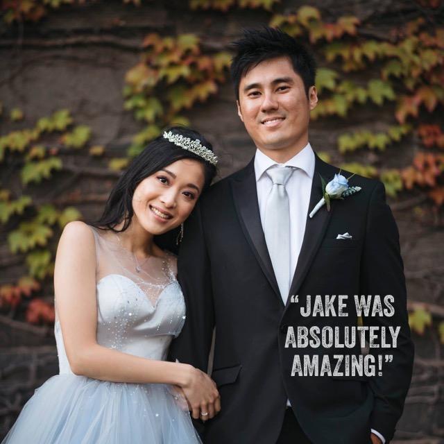 Christian wedding celebrant Melbourne