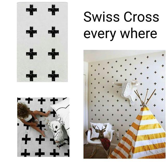 Swiss Cross every where. . . . #munahome #woolrug #handwoven #ecofriendly #sustainableliving #slowdesign #kinderteppich #kinderzimmer #wollteppich #alfombrasdelana #tapettidilana #alfombras #tapetti #softrug #interiordesignlovers #teppichliebe #loveofrugs #ethicalproducts #ethicalliving #ethicallymade #kidsroomideas #monochromedecor #scandi #scandinavianstyle #scandikids #scandikidsroom #sustainablehome  #washablerugs #washbarerteppich #kiddoroom