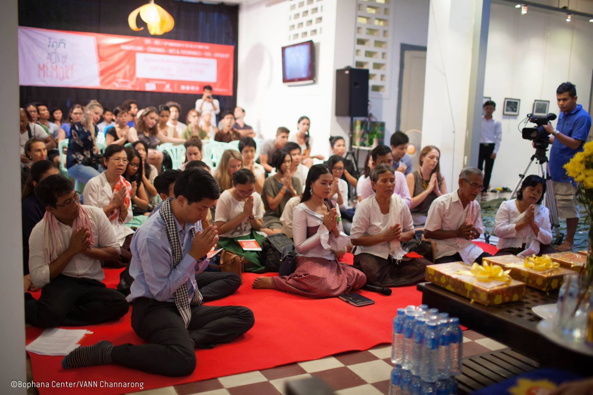 Blessing and Opening Ceremony