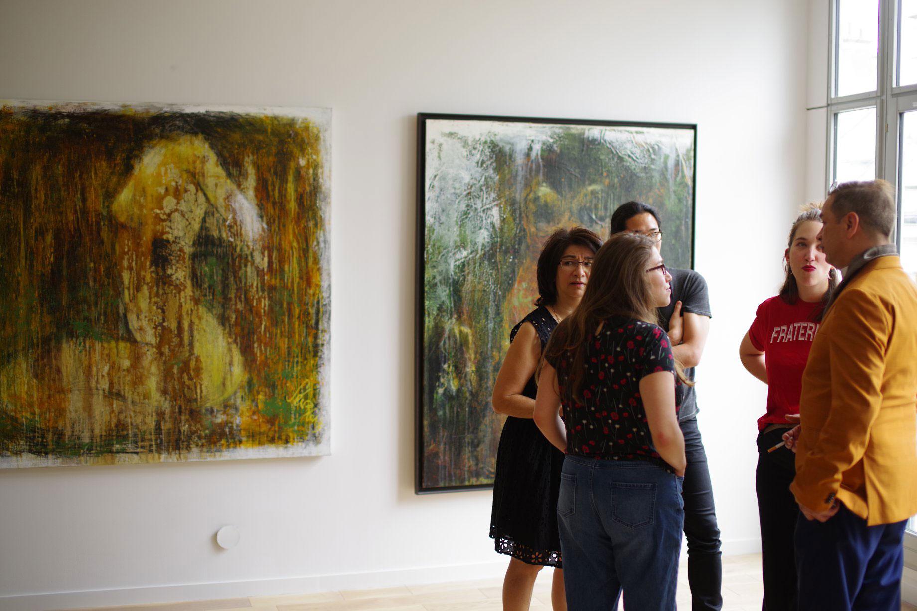 Exhibition: Membres fantômes by Séra at 15 curiosity + experiences