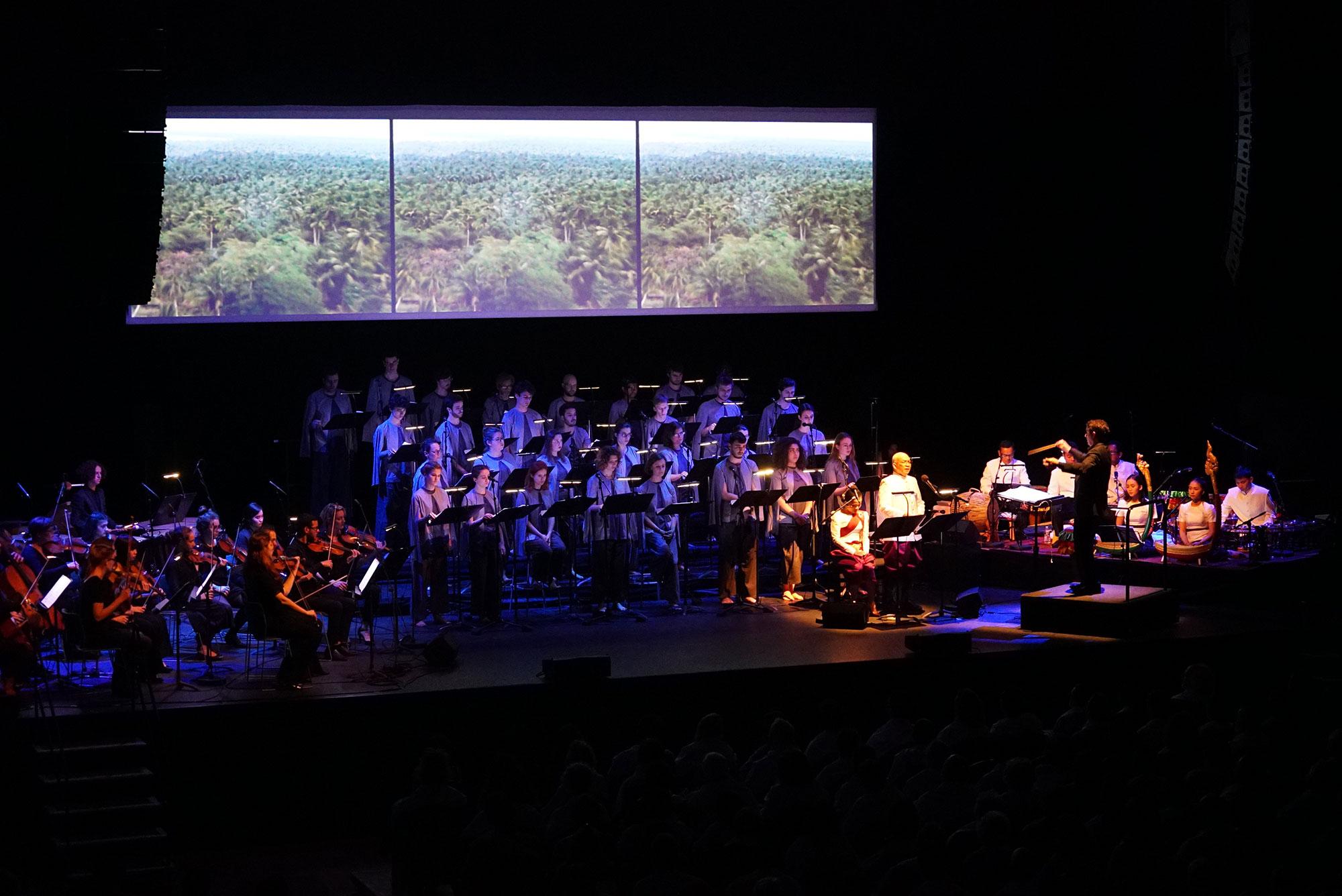 Bangsokol: A Requiem for Cambodia, at Philharmonie de Paris, Cité de la Musique