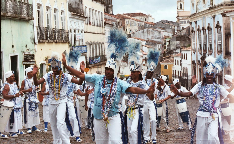 Filhos de Gandhi, Salvador 2007