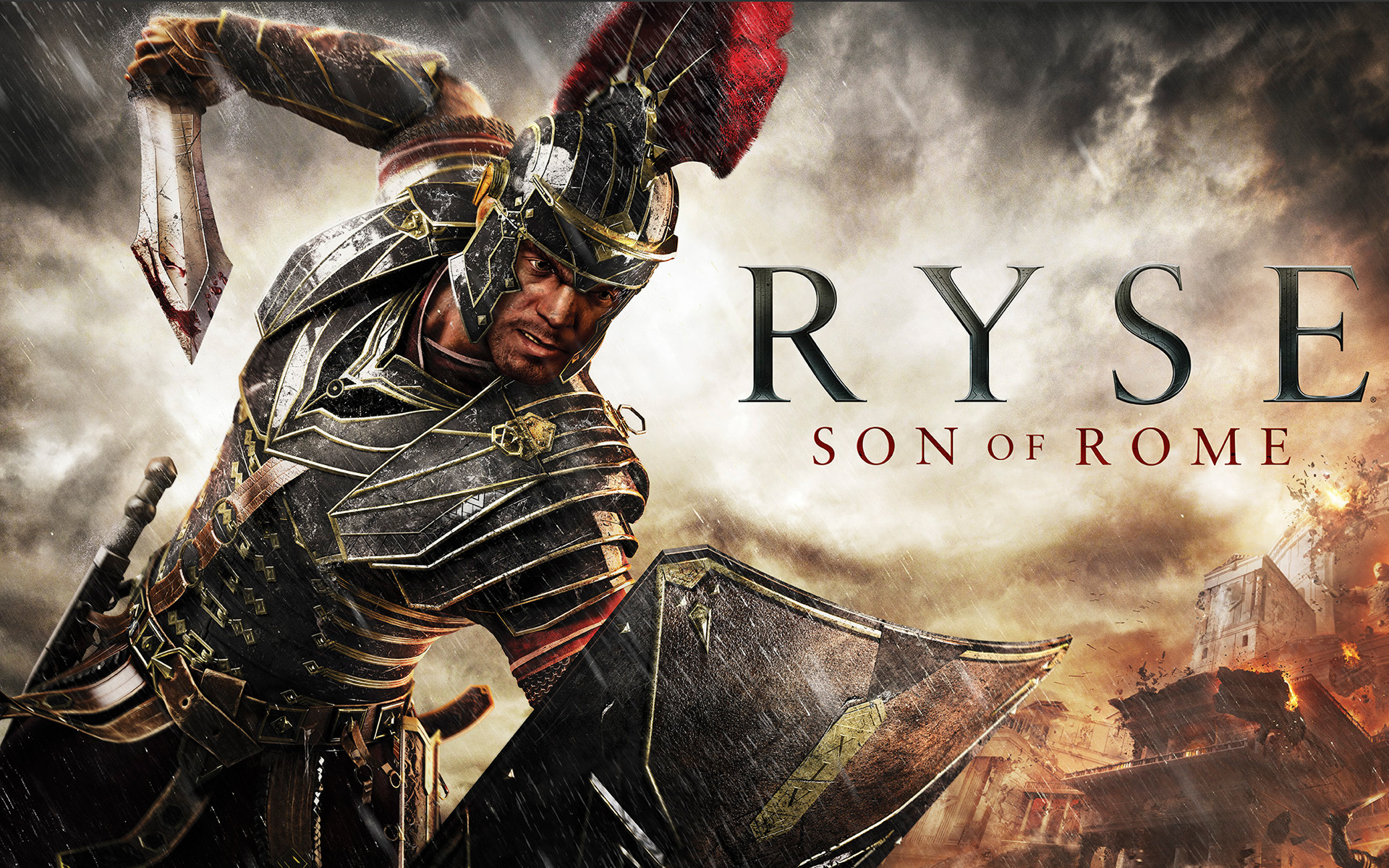 RYSE cover poster by  Crytek