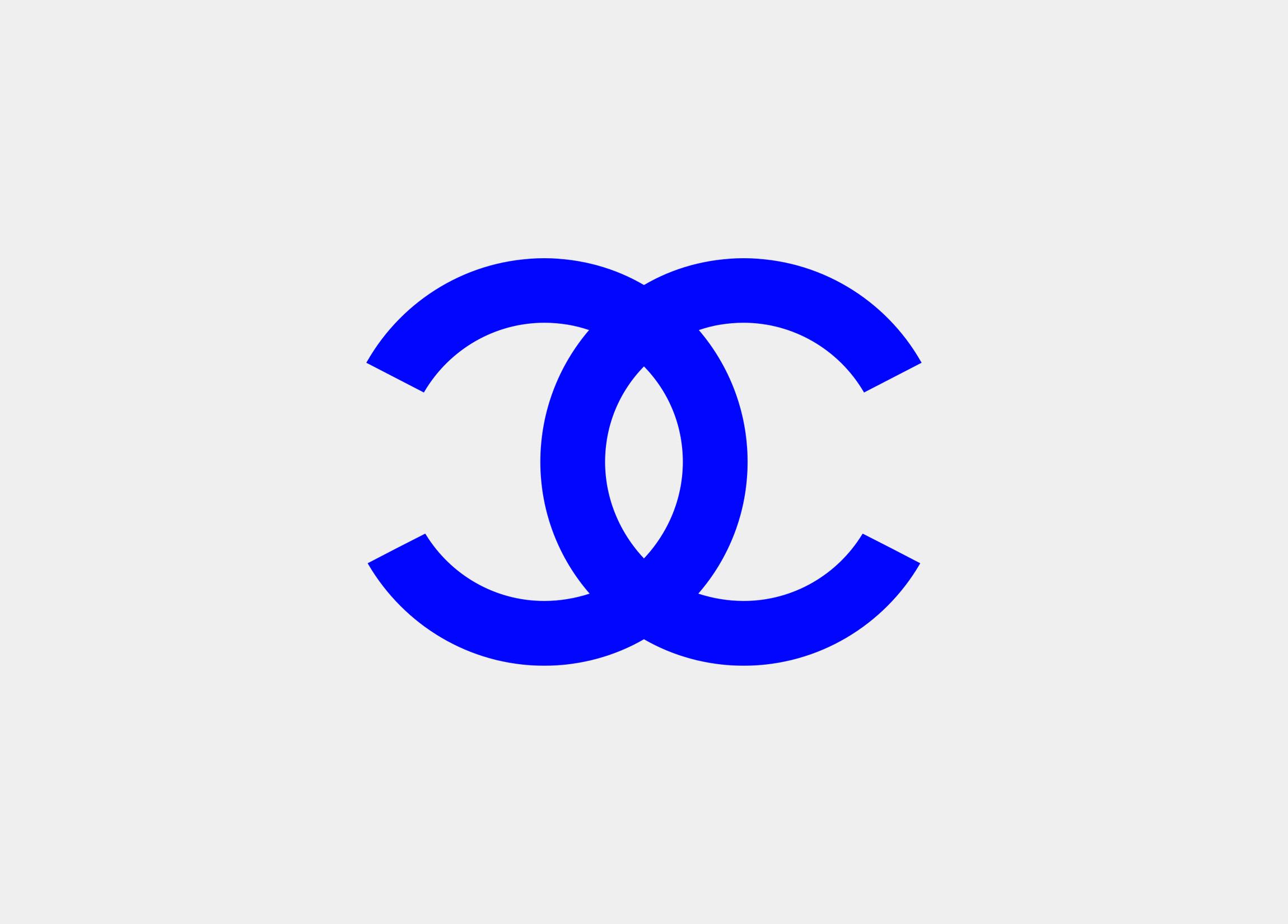 Chanel - Bleu De Chanel / Interactive Touch Table