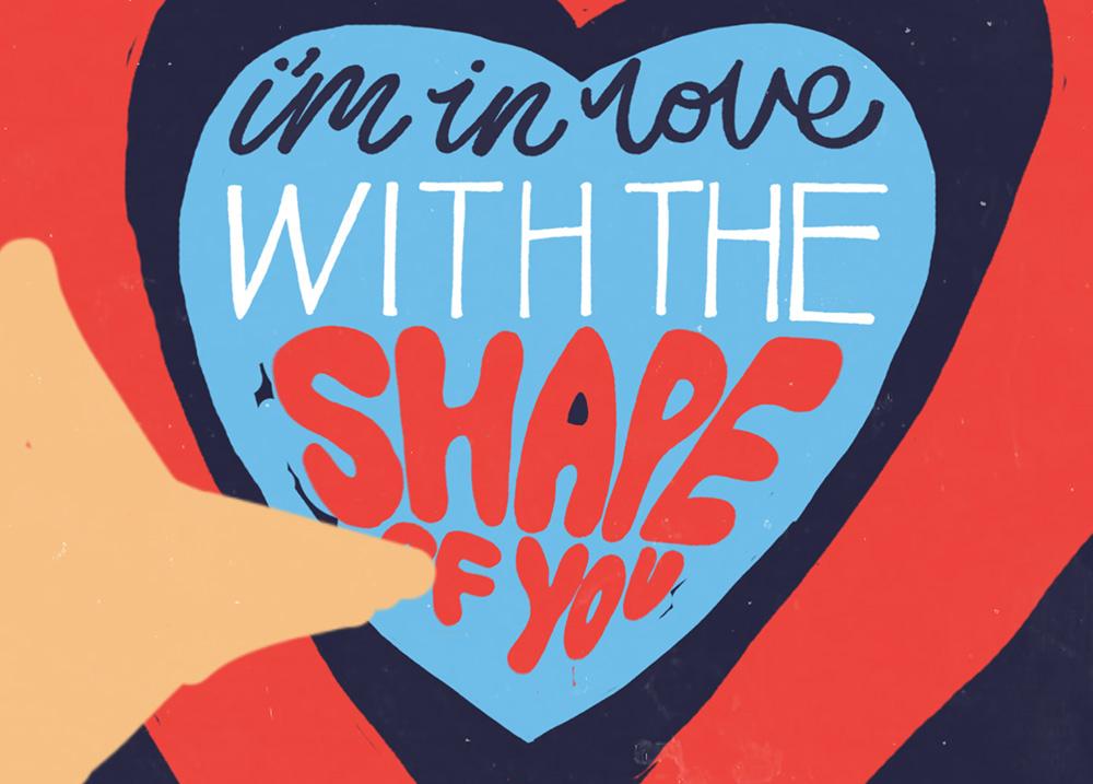 Ed Sheeran - Shape Of You / Music Video