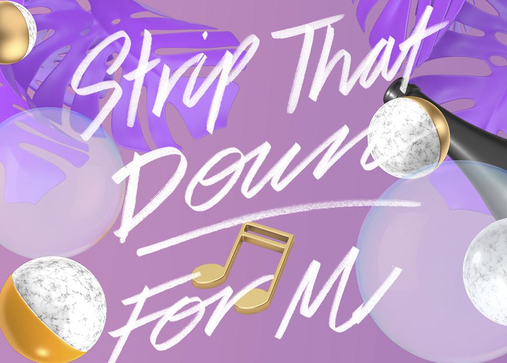 Liam Payne - Strip That Down