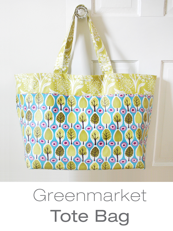 Greenmarket Tote Bag