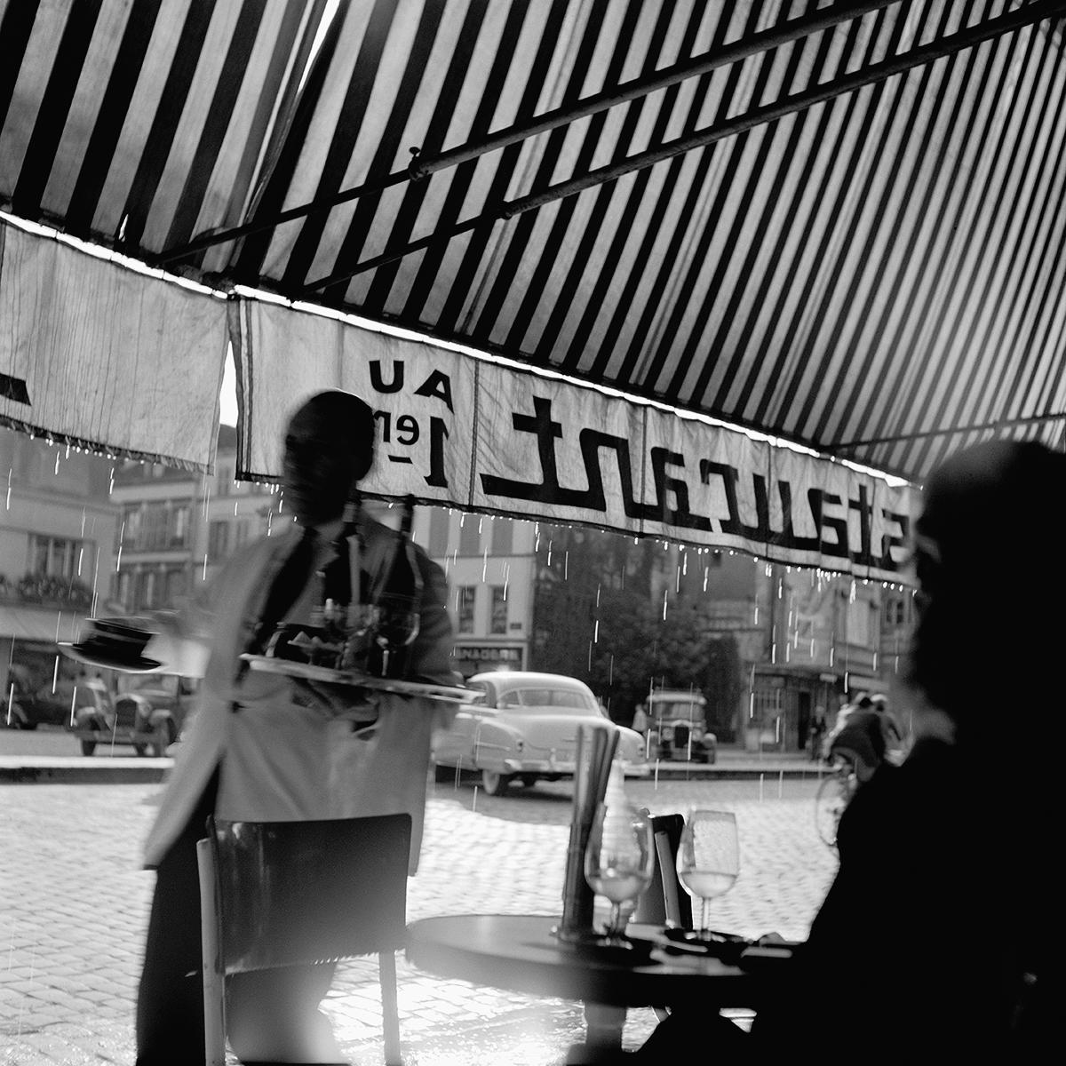 Frankreich,Troyes  1952