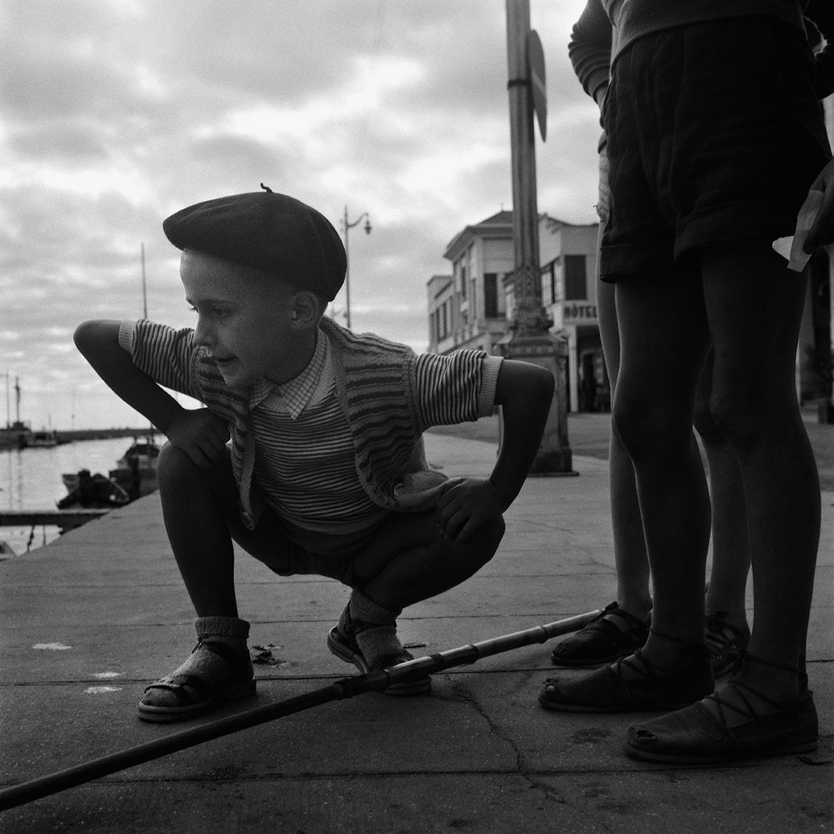 Frankreich,Sète  1950