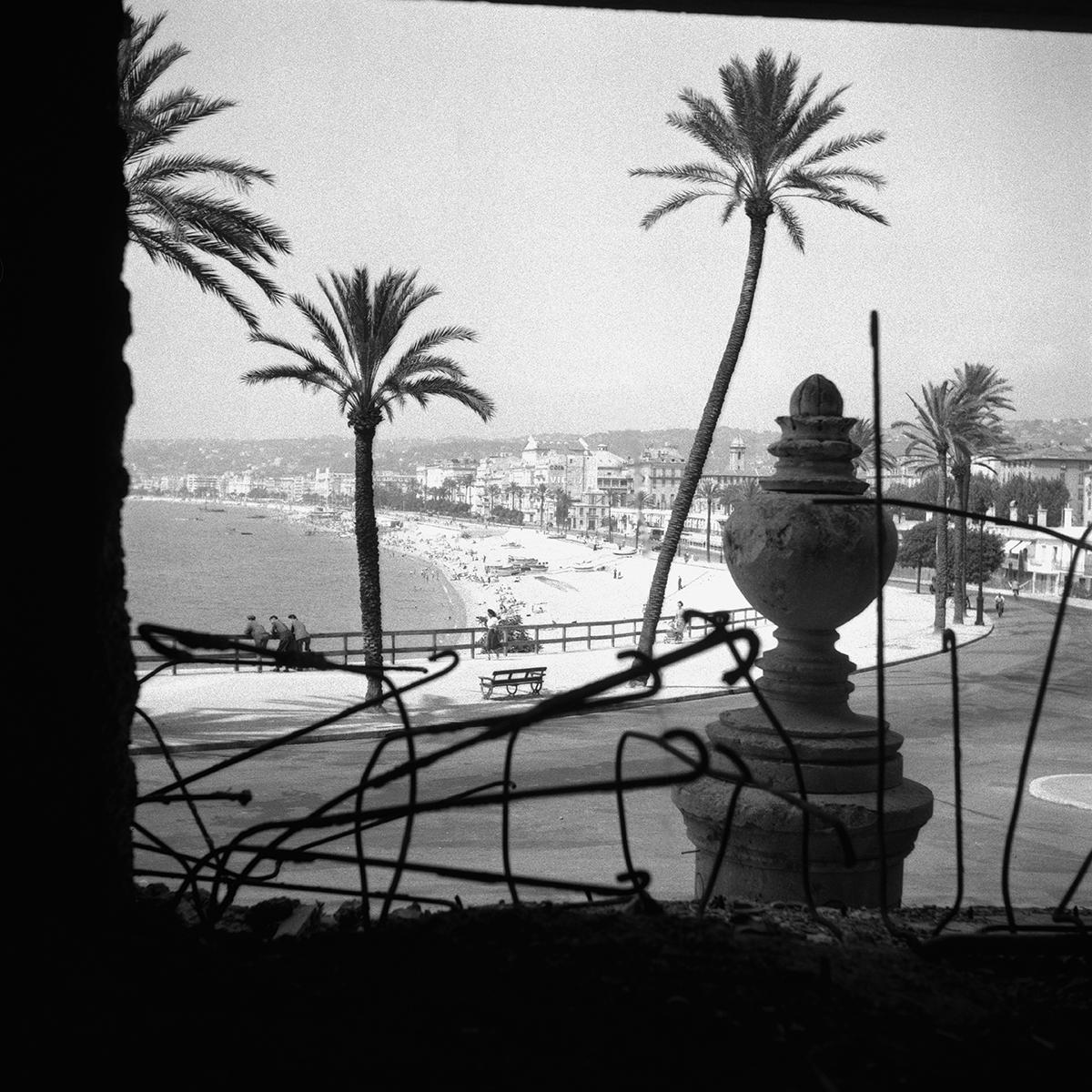 Frankreich,Nice  1952