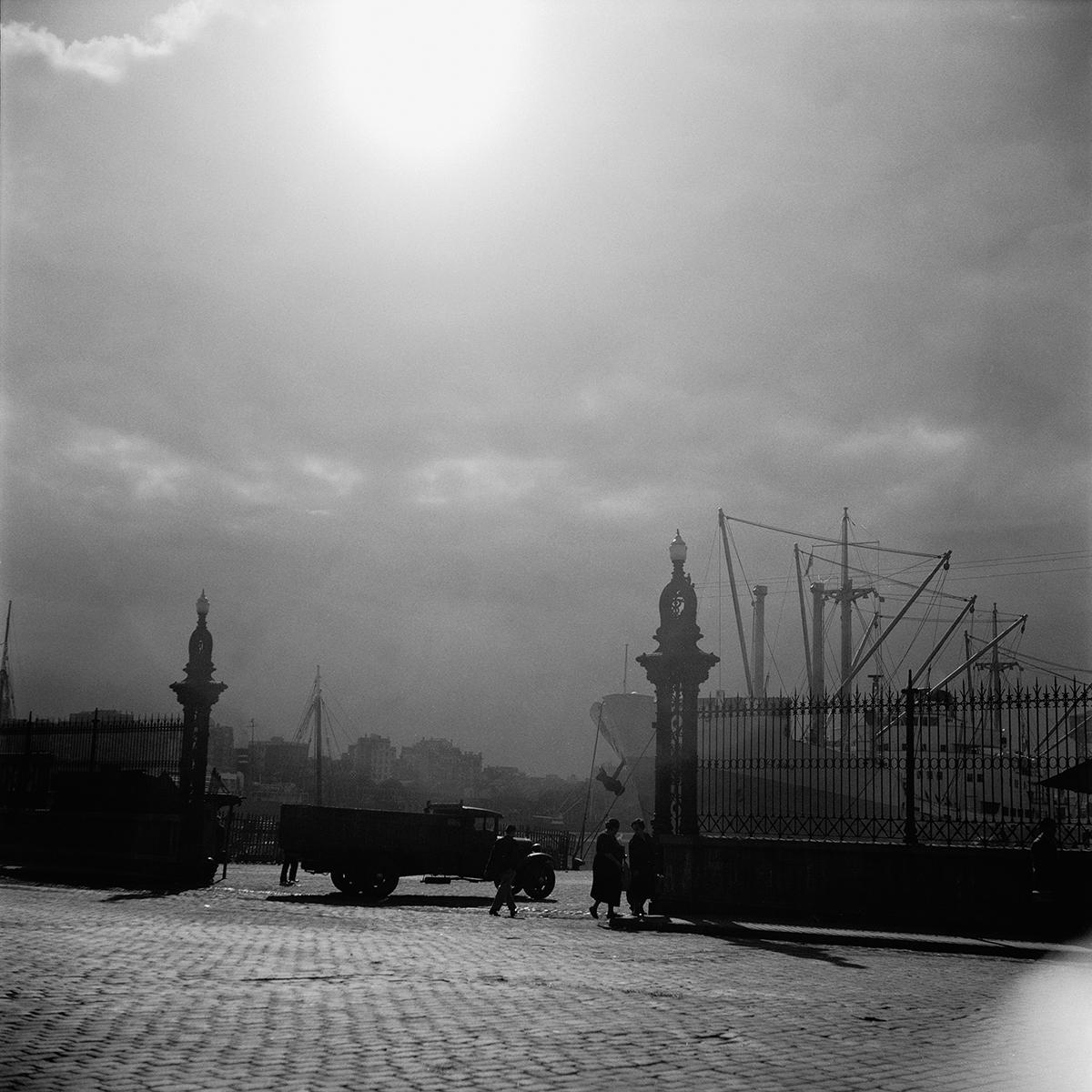 Spanien, Barcelona  1953