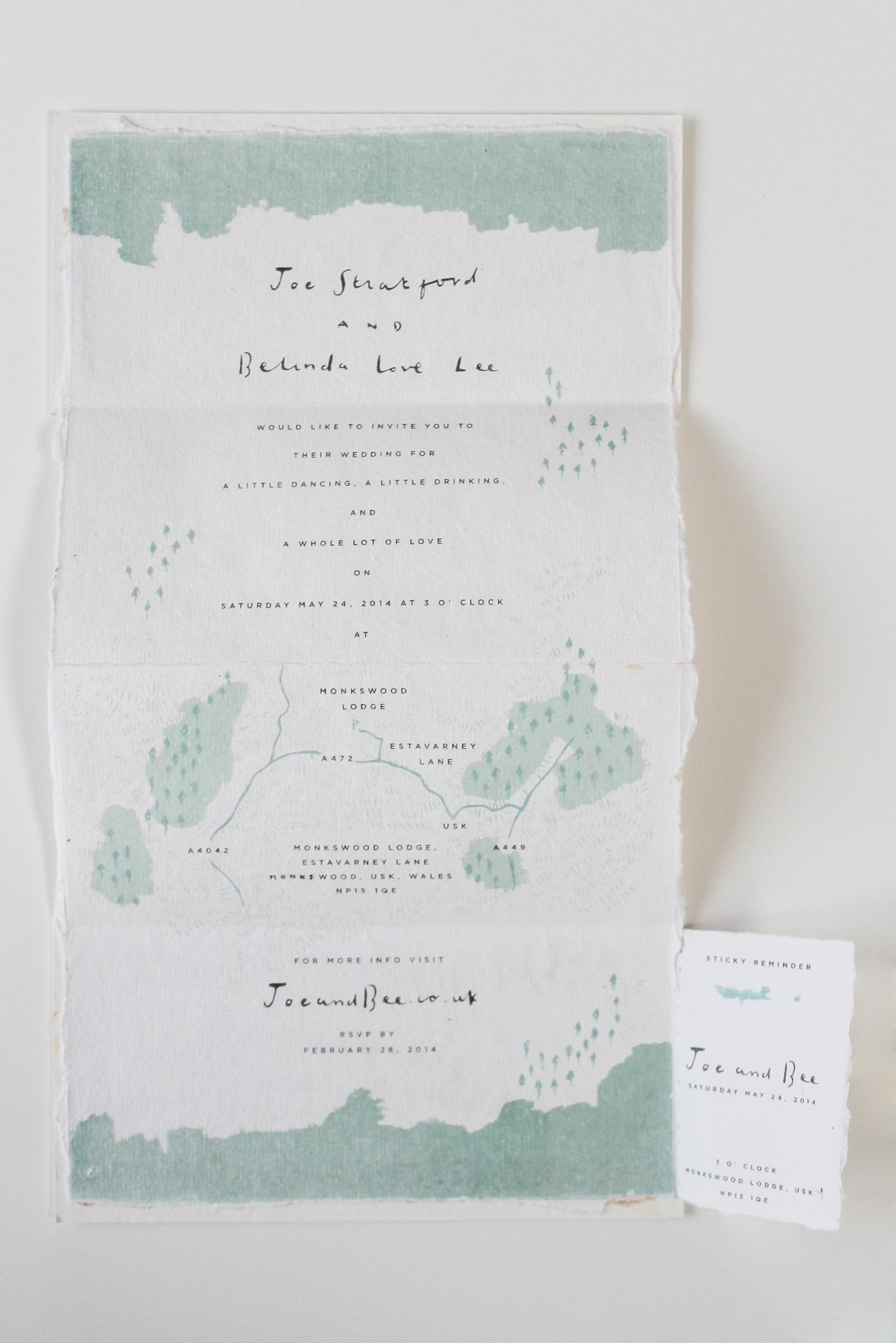Joe and Bee's Wedding Suite by Belinda Love Lee