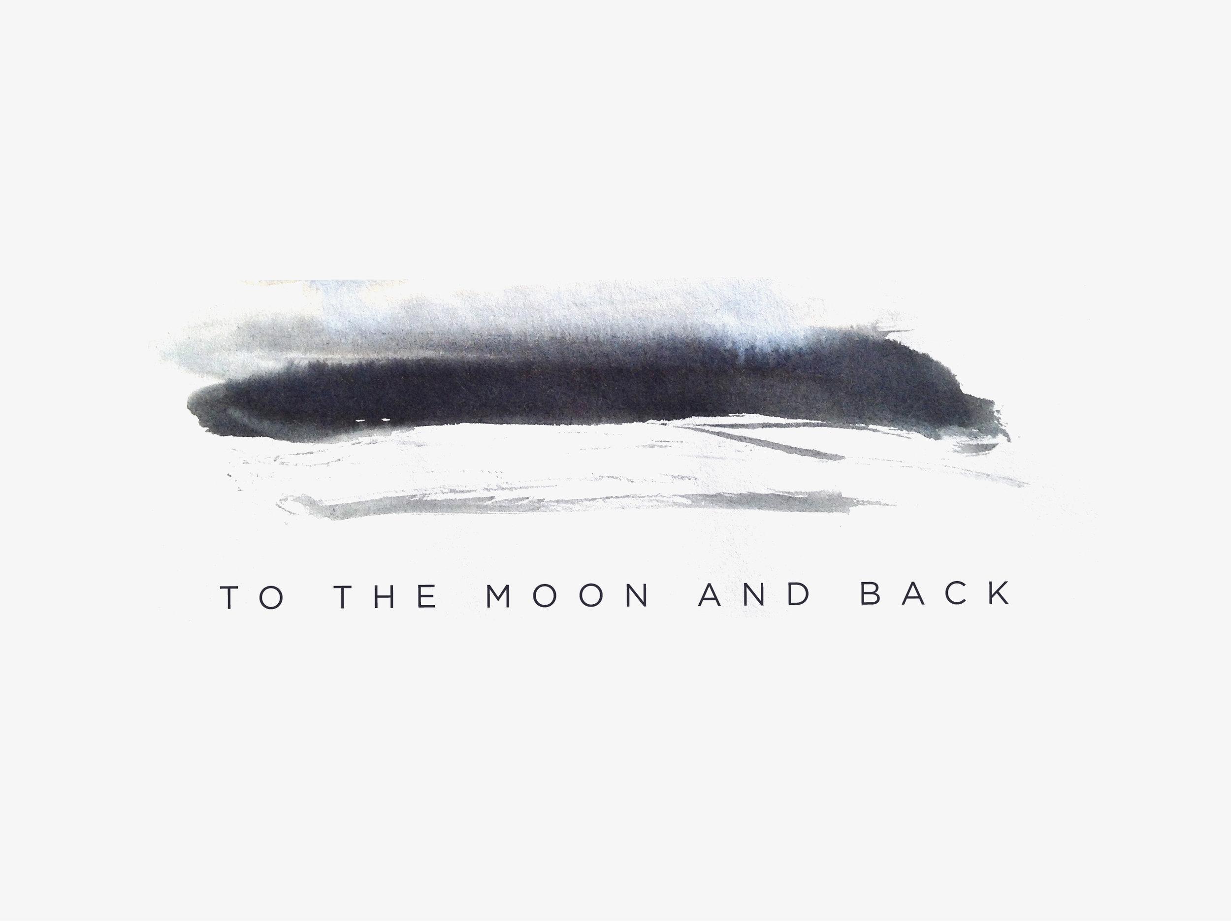 Moon by Belinda Love Lee