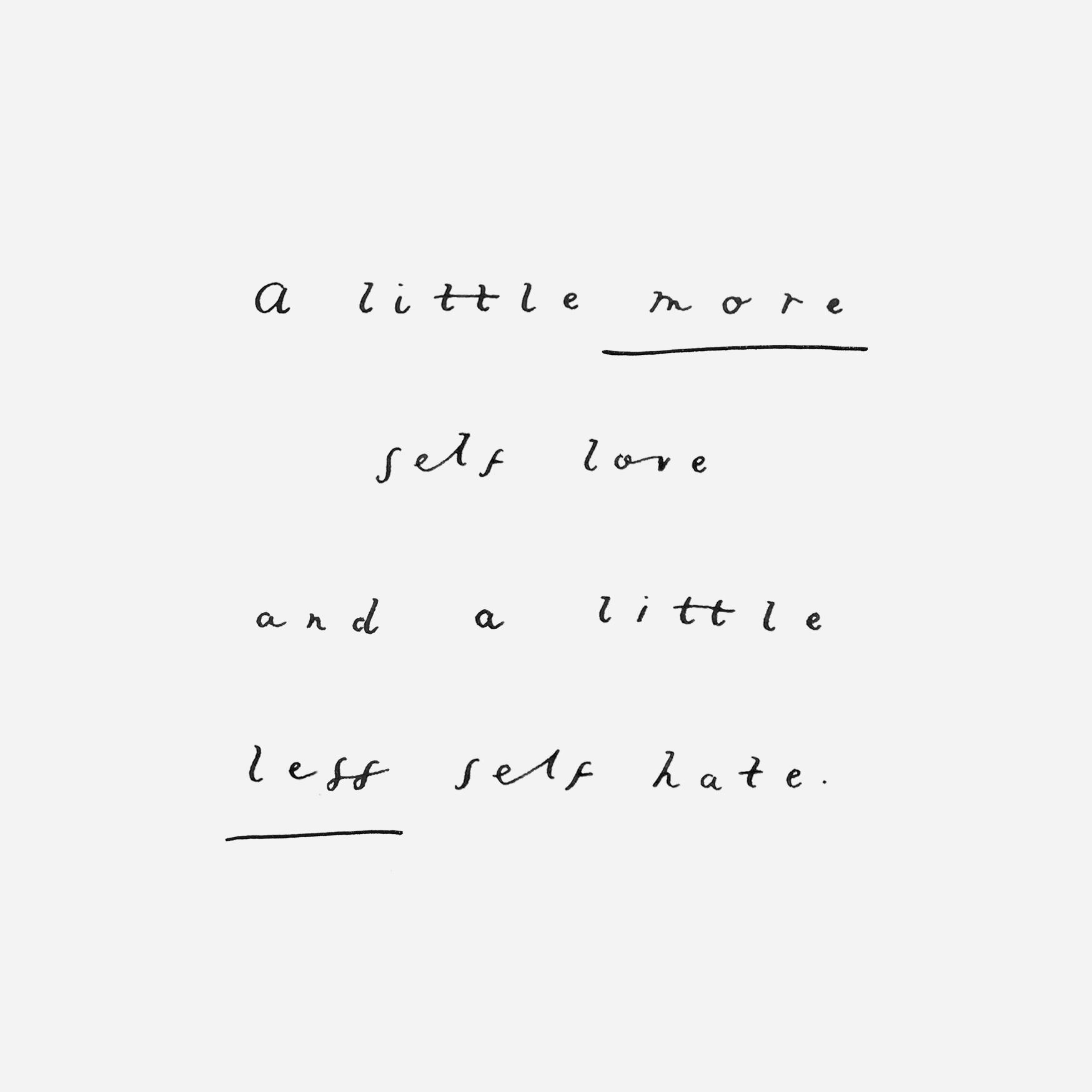 Self Love by Belinda Love Lee