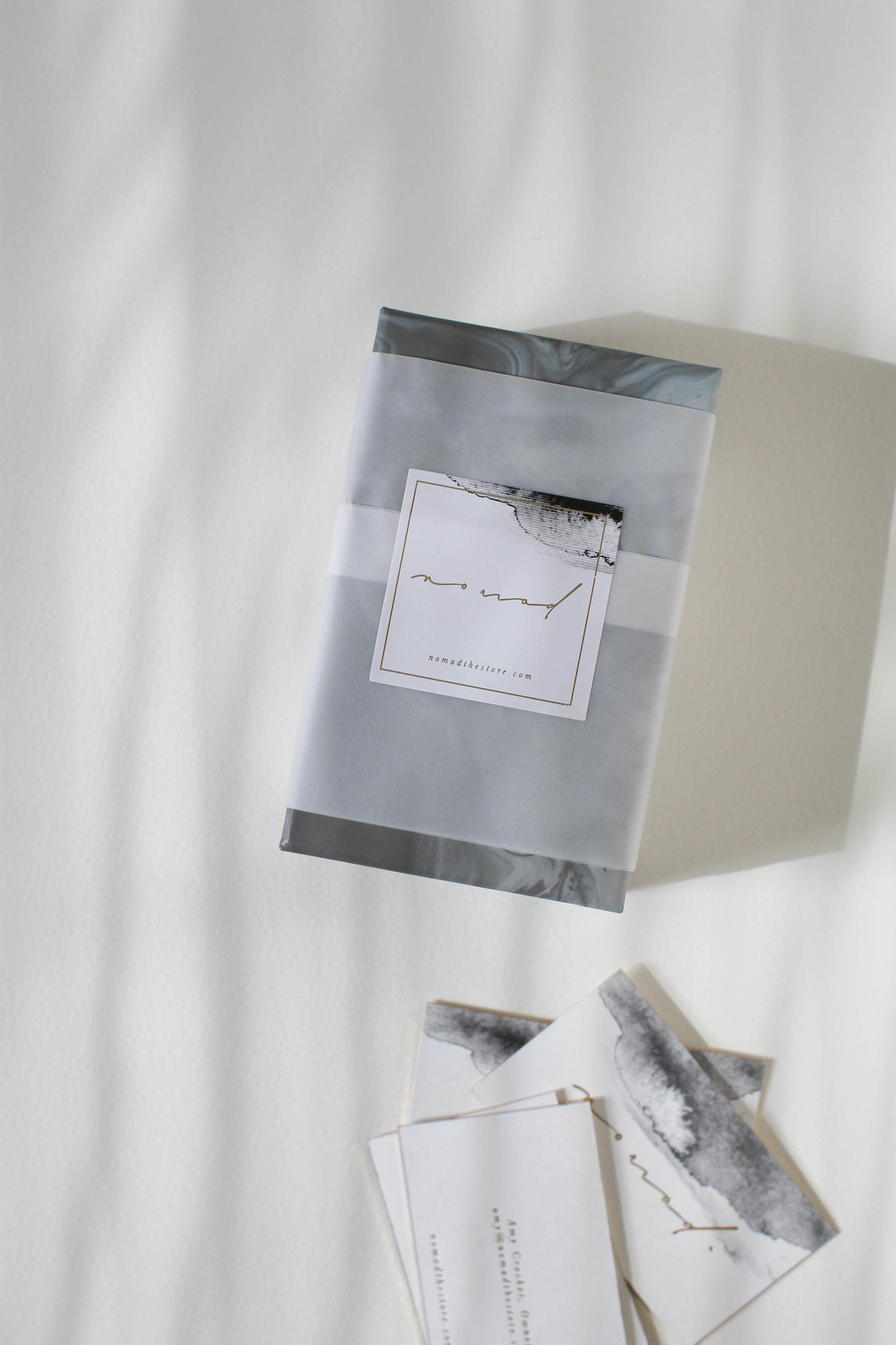 Nomad the store/ branding, print & packaging design