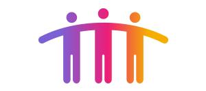Social commitment logo