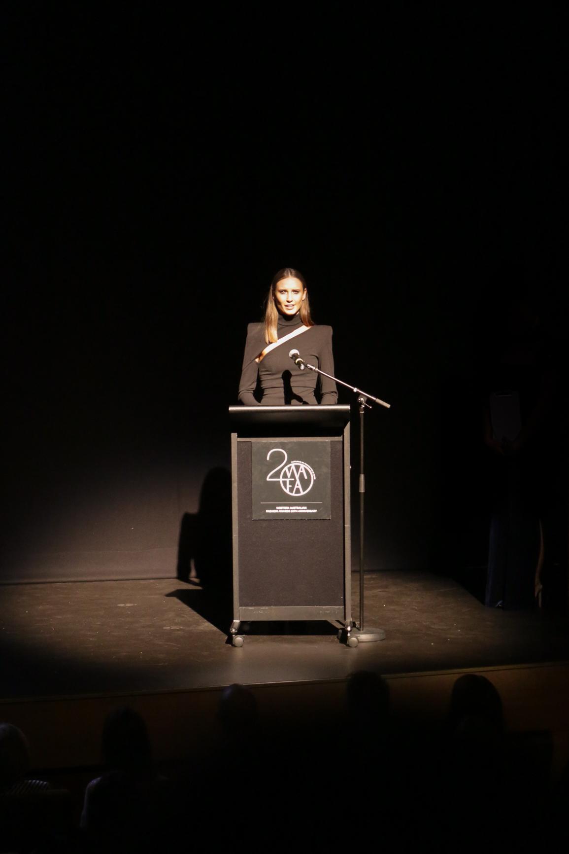 Claudia Todman - Model of the Year  (cheekbones, wow)