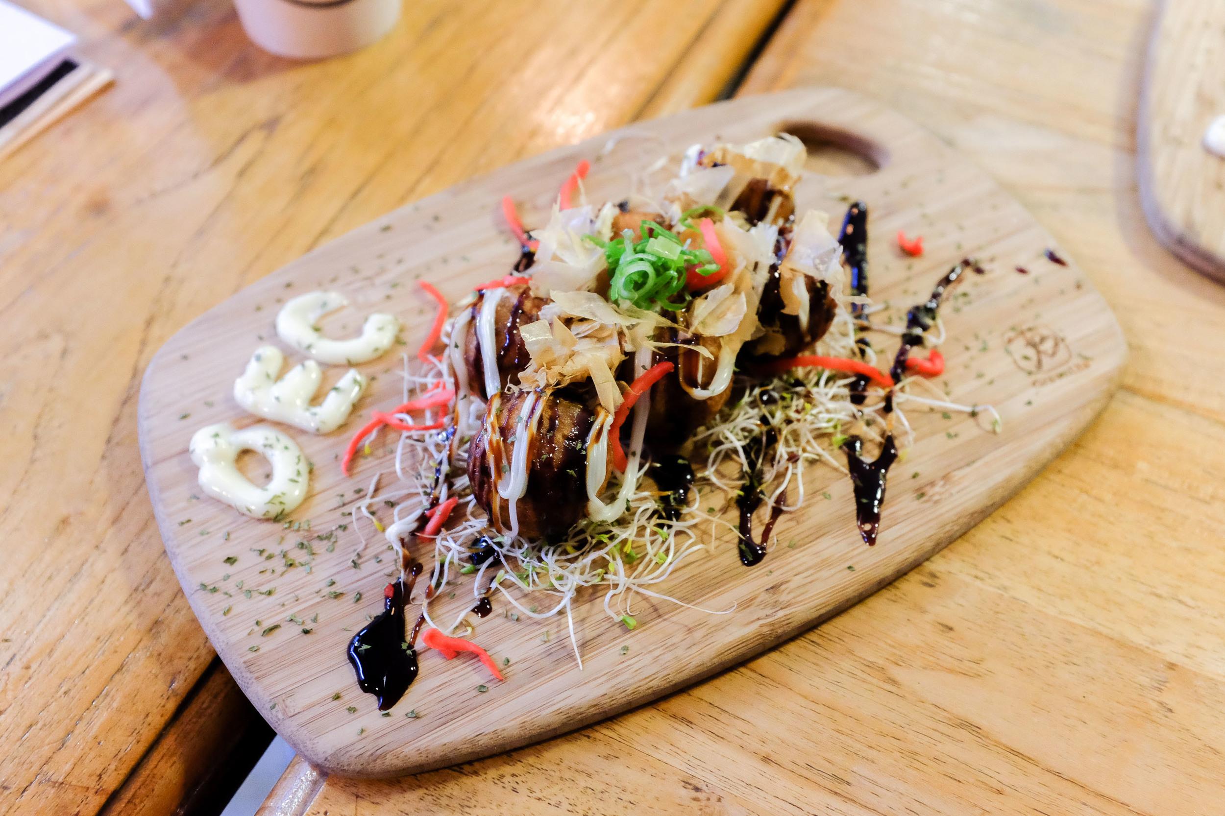 Takoyaki $7.00
