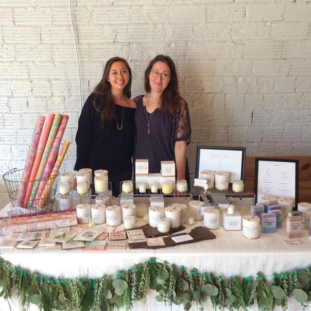At Women's Weekend hosted by  Manready Mercantile  and curated by the lovely  Magen Pastor !