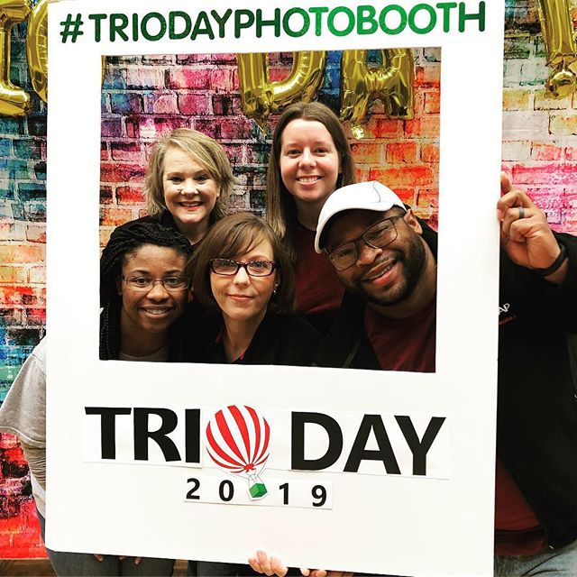 Your AASAP Board checking in from Trio Day! #ARTRIODAY2019 #NationalTrioDay