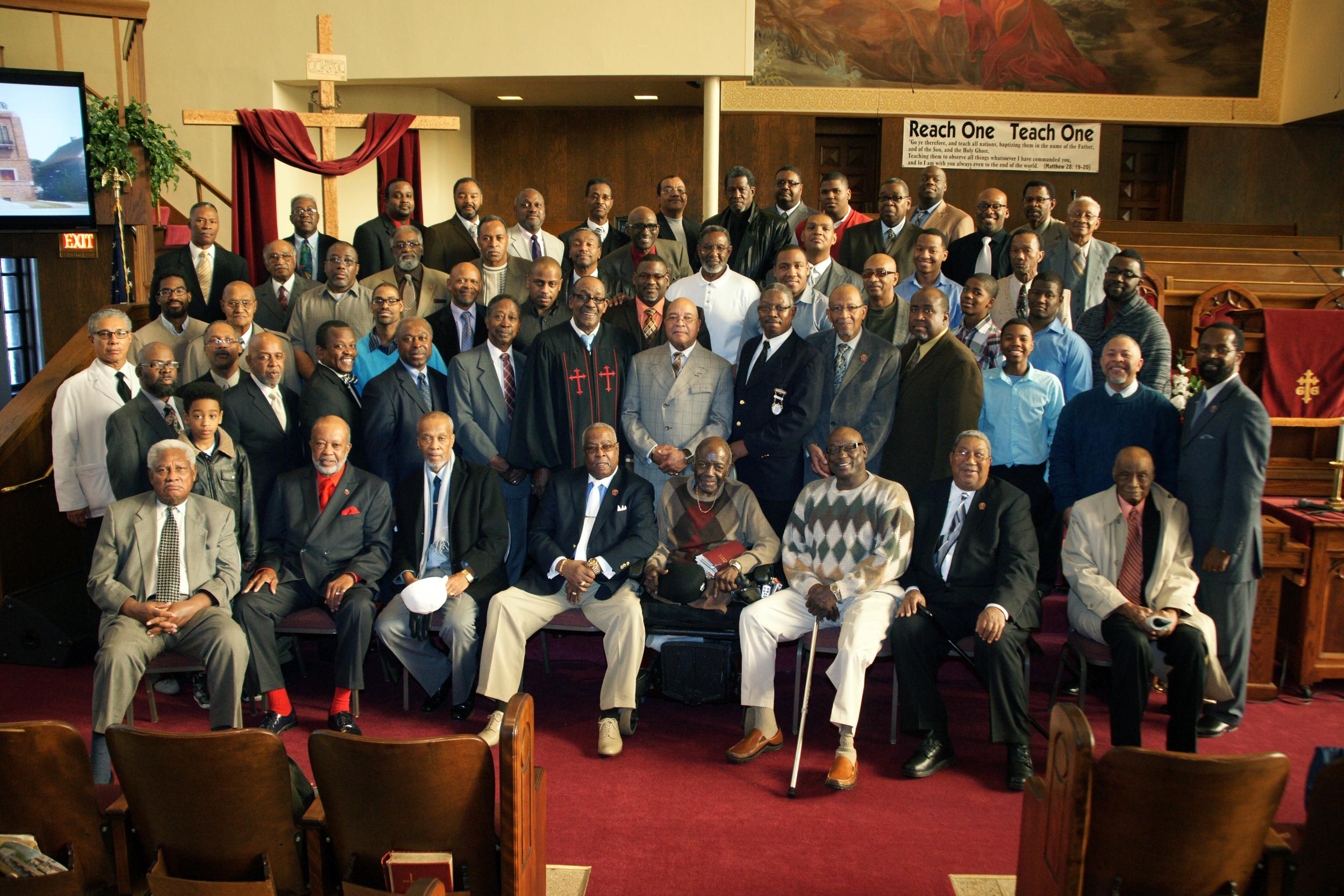Laymen Ministry