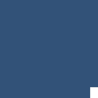 347 Antique blue