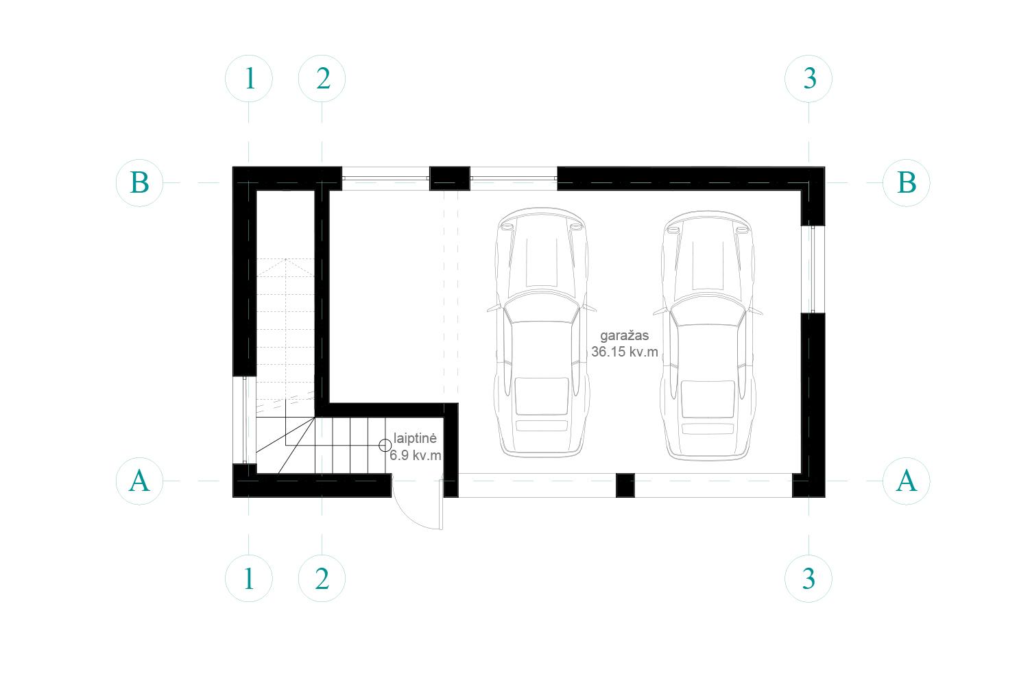 garage house pirmo auksto planas.jpg