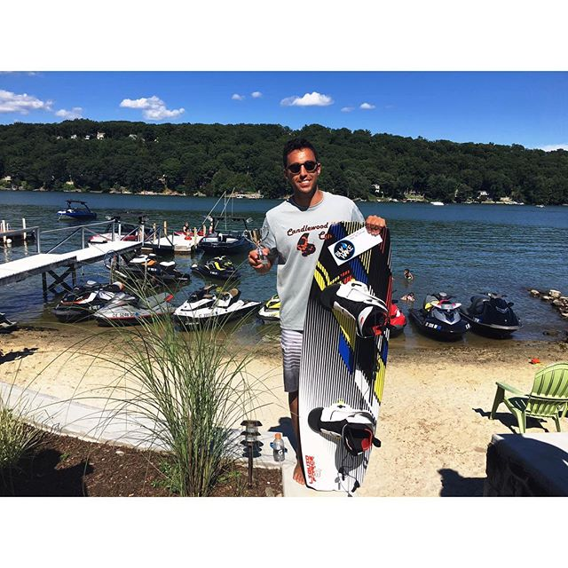 You don't have to fly to Rio 🇧🇷 to take home the gold🏅#candlewoodcup2016. 🚤🇺🇸🏄