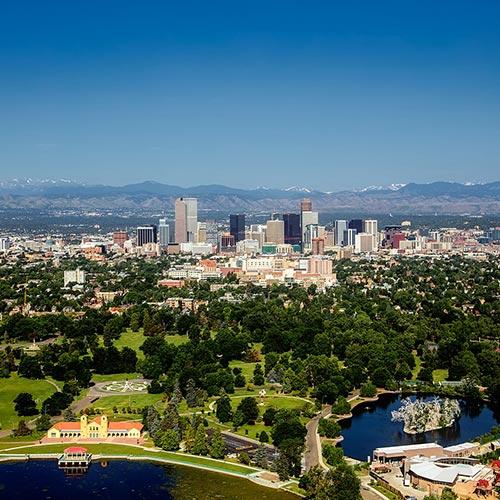 Denver & Boulder