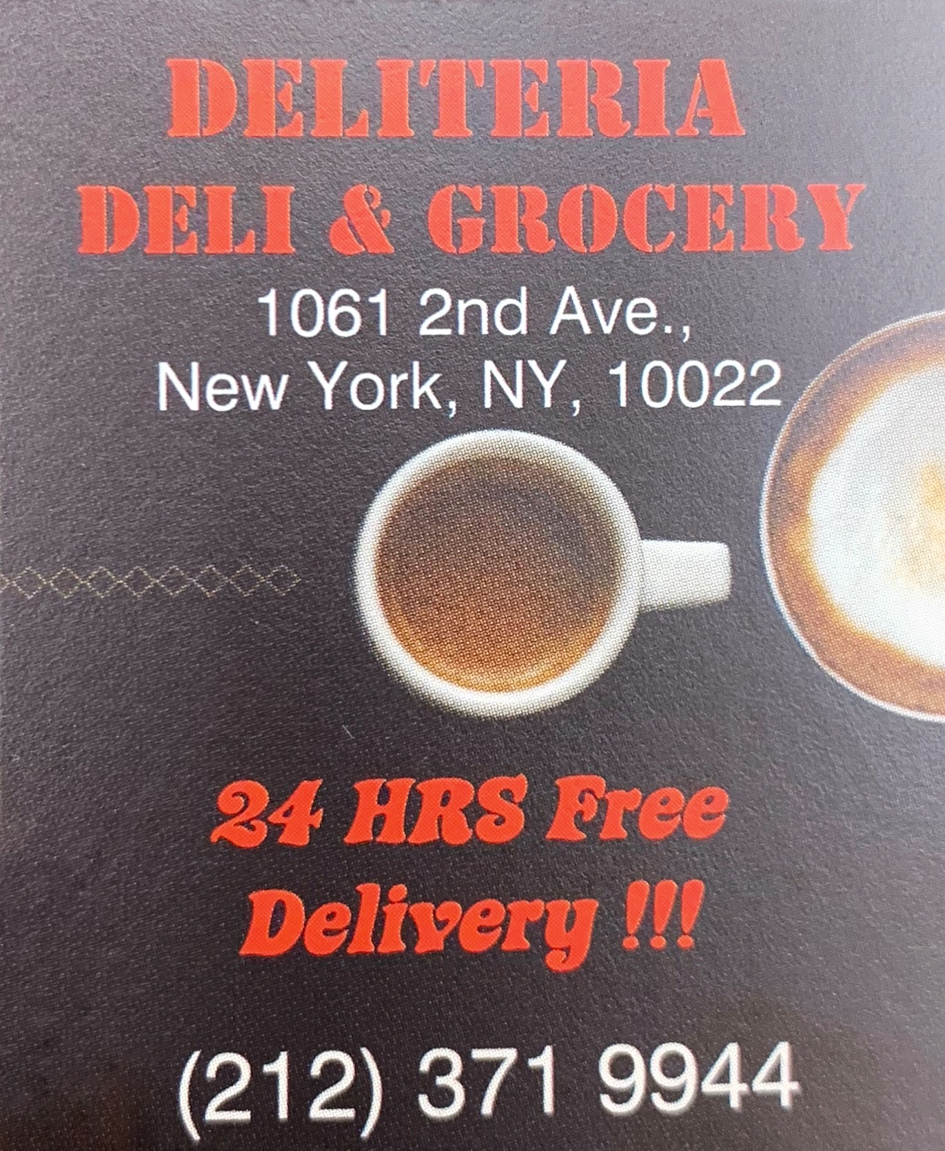 Uptown Manhattan- Find our Party-Sized mixers at Deliteria (2nd Ave x 56th st)
