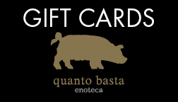 Order your Quanto Basta Gift Card