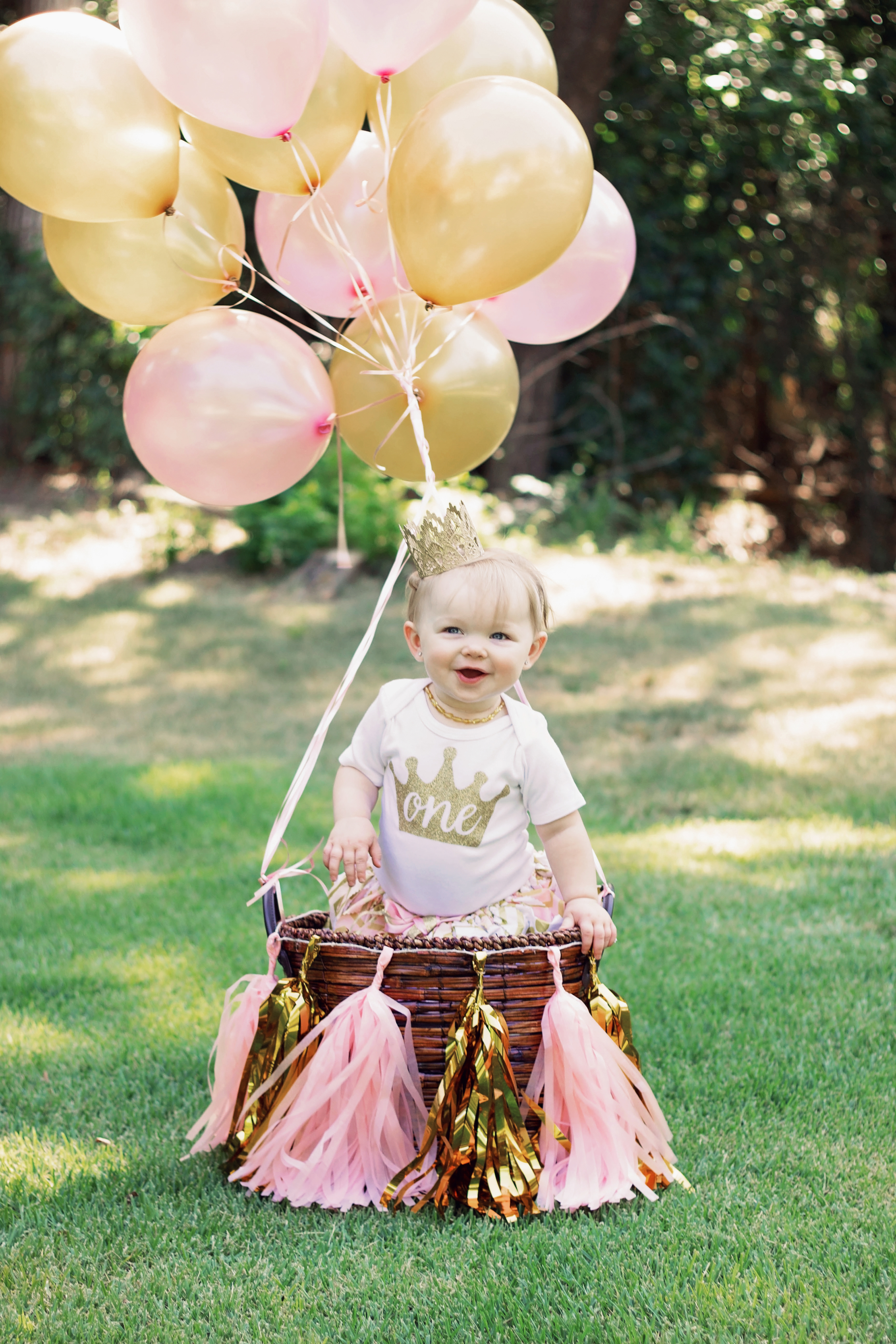We can work together to customize your little one's session!