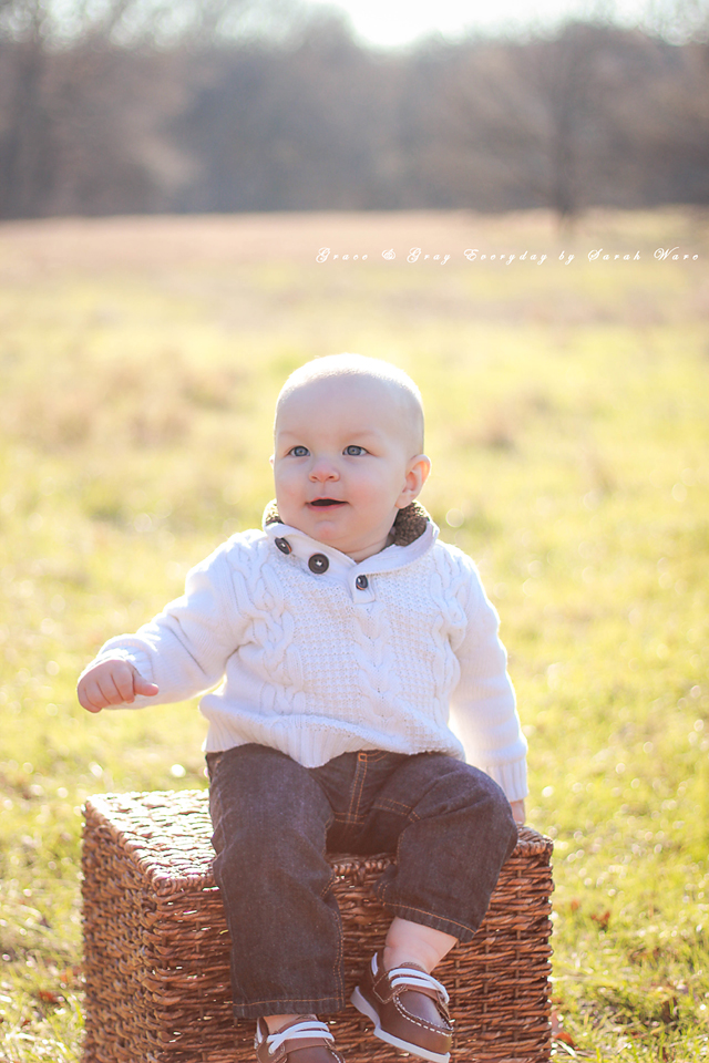 Arbor Hills Nature Preserve, Plano Texas, Family Session with one year old.