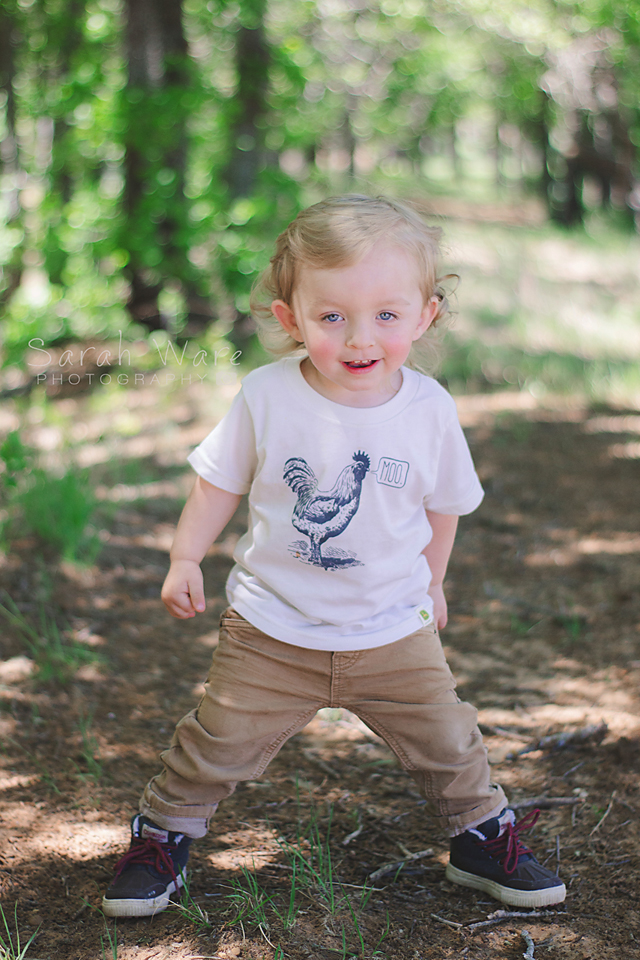 Toddler Session, Jacksboro Texas